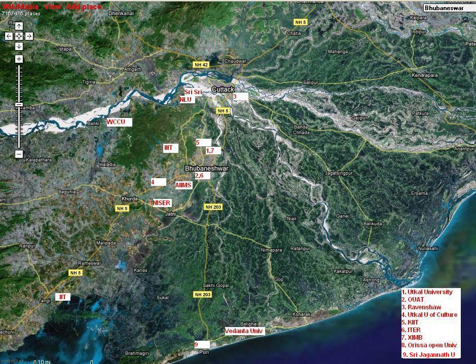 Wikimapia India Map ______ » Wikimapia maps